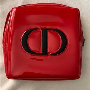 Christian Dior cosmetic case